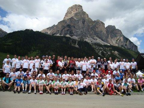 Team CW, Maratona dles Dolomites 2009