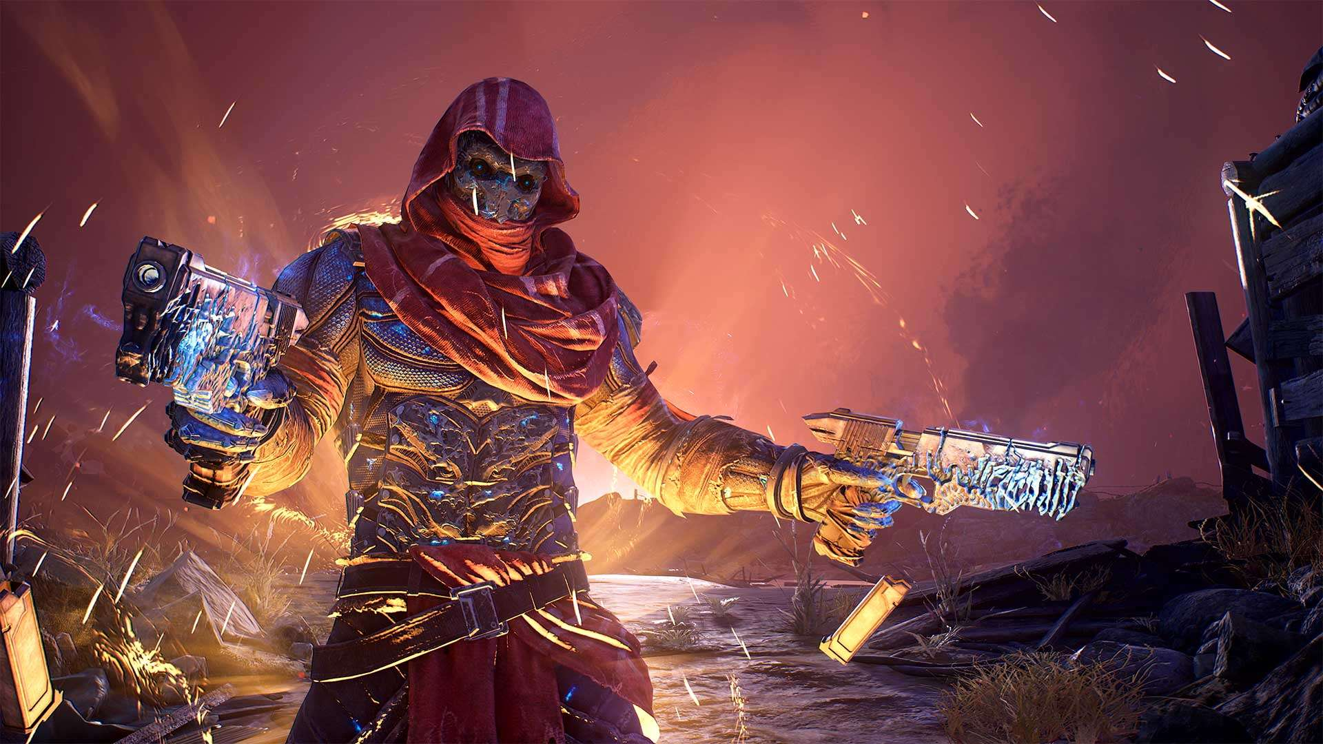 Why Outriders isn't just a Destiny knock-off