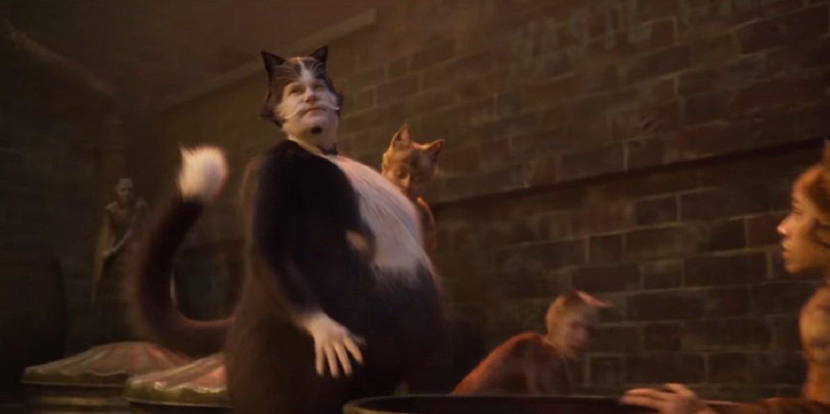 James Corden in Cats