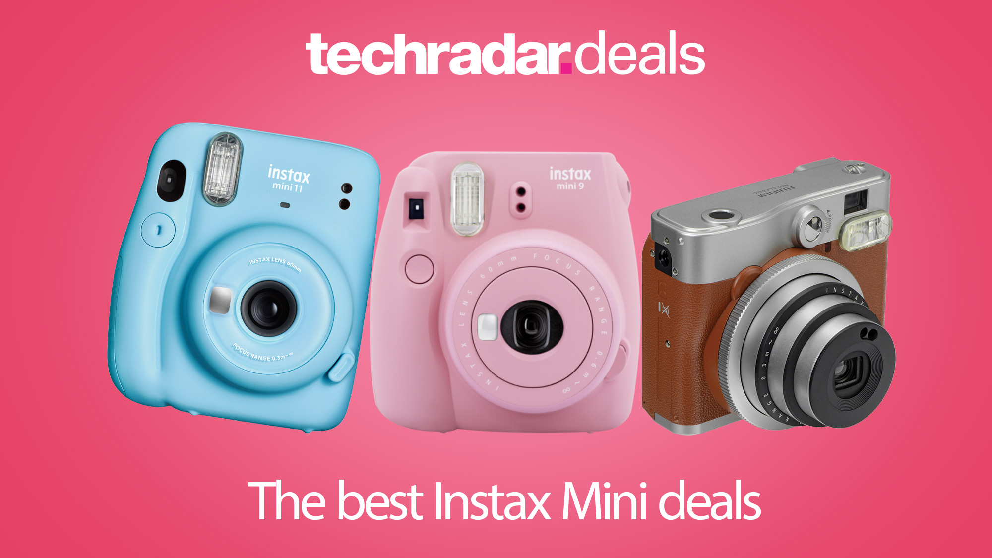 The Best Instax Mini Prices And Deals For March 2021 Techradar