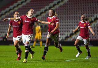 Manchester United v Reading – FA Women's Super League – Leigh Sports Village
