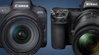 Canon EOS R5 / Nikon Z7 II