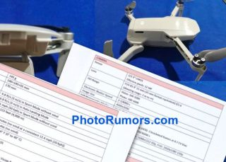 DJI Mavic Mini to be announced soon under the name 'ARYA'