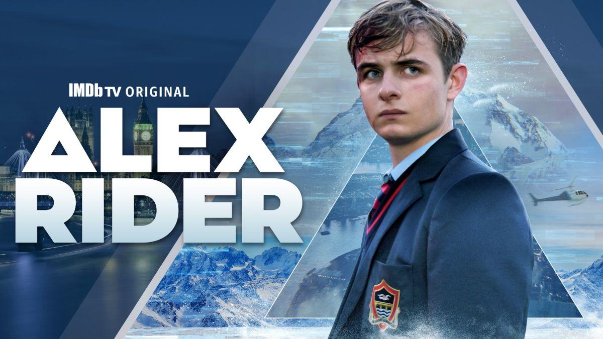 Where to watch Alex Rider: Stream every episode online