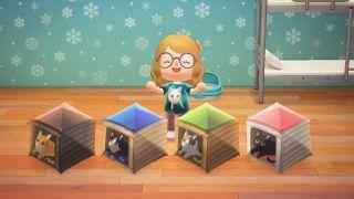 Animal Crossing: New Horizons umbrella designs