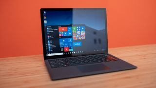 See how Microsoft's straight-laced laptop has improved in our full review.