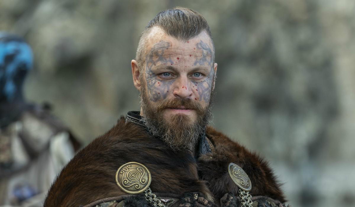 Vikings Peter Frazen Harald History