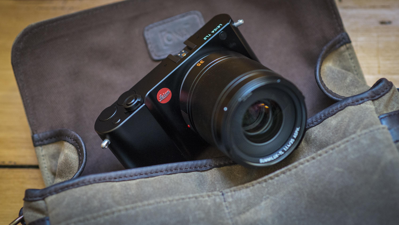 Leica TL2 review | TechRadar