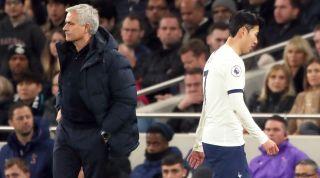 Spurs Mourinho