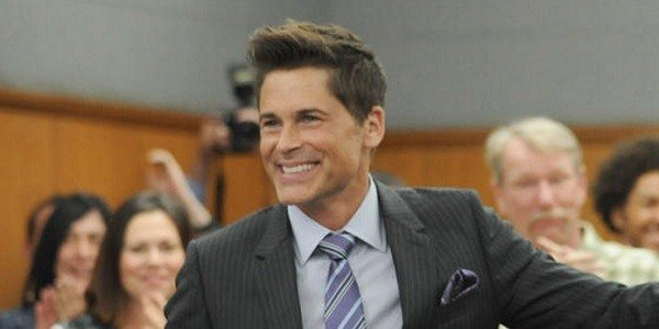 rob lowe the grinder
