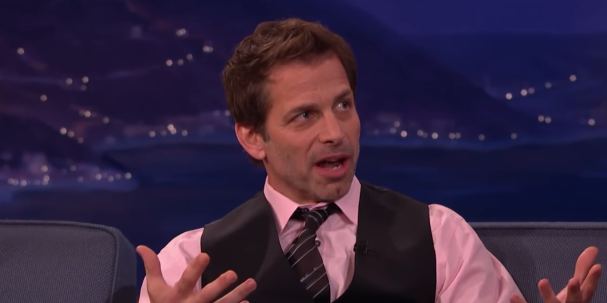 Could Zack Snyder Direct A Star Wars Movie? Here's What He Said
