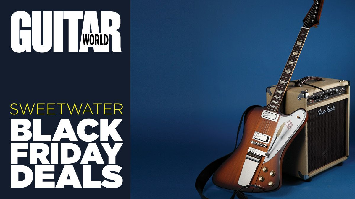 Sweetwater Black Friday Deals 2020 Save Up To 70 In The Guitar Sale You Don T Want To Miss Guitar World
