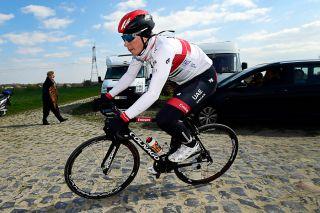 UAE Team Emirates' Jasper Philipsen