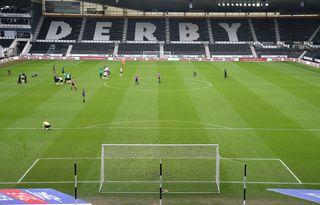 Derby County v Sheffield Wednesday – Sky Bet Championship – Pride Park