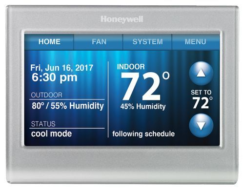 Honeywell Wi-fi Smart Rth9580wf Review