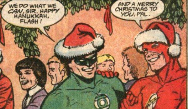 Green Lantern Flash Jewish