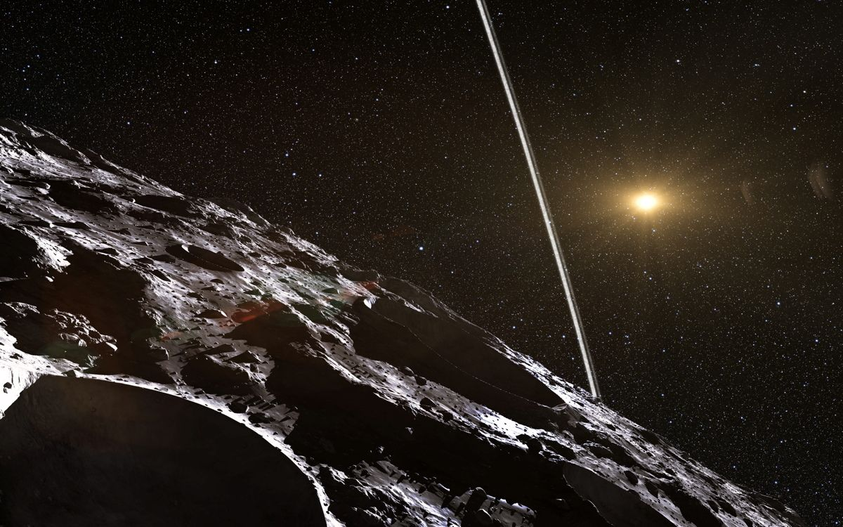 Centaurs Rising: NASA Eyes Missions to Weird Asteroid-Comet Hybrids