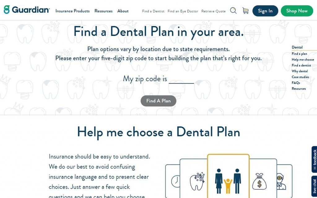 Guardian Dental Care Review - Plans, Premiums and Limits