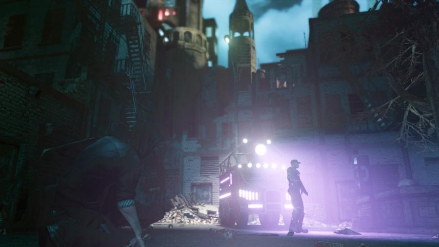 DARK Screenshots Get High-Tech, Violent #24738