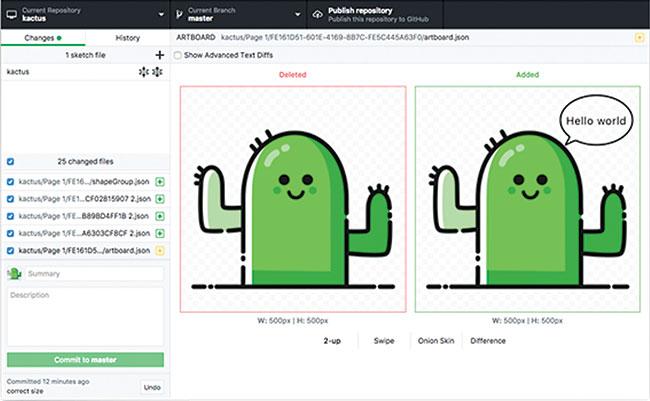 Kaktus interface