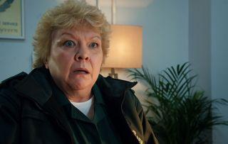 Di Botcher as Jan Jenning in Casaulty