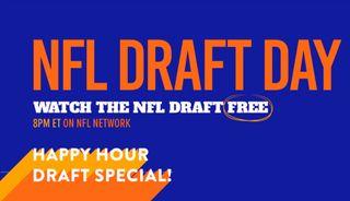 sling tv watch nfl draft online