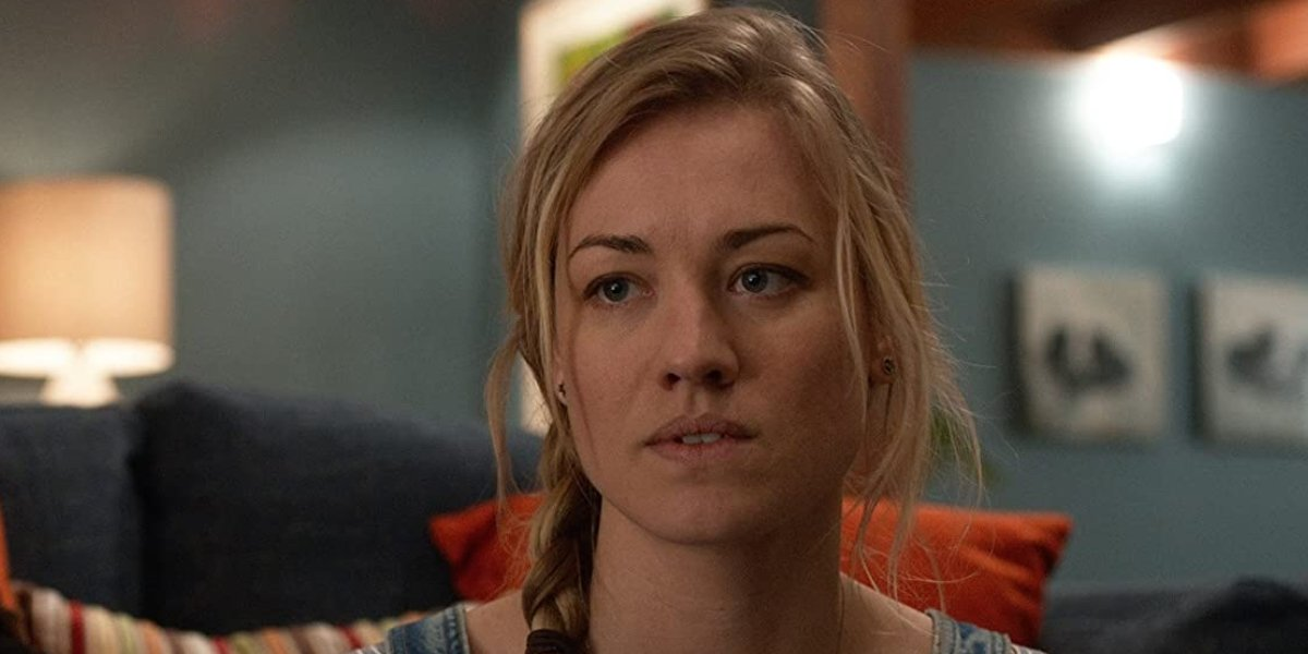 Yvonne Strahovski in The Predator