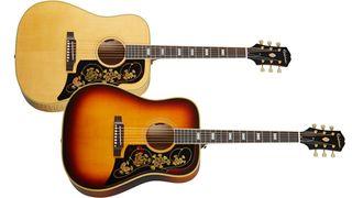 Epiphone's Frontier acoustic guitar
