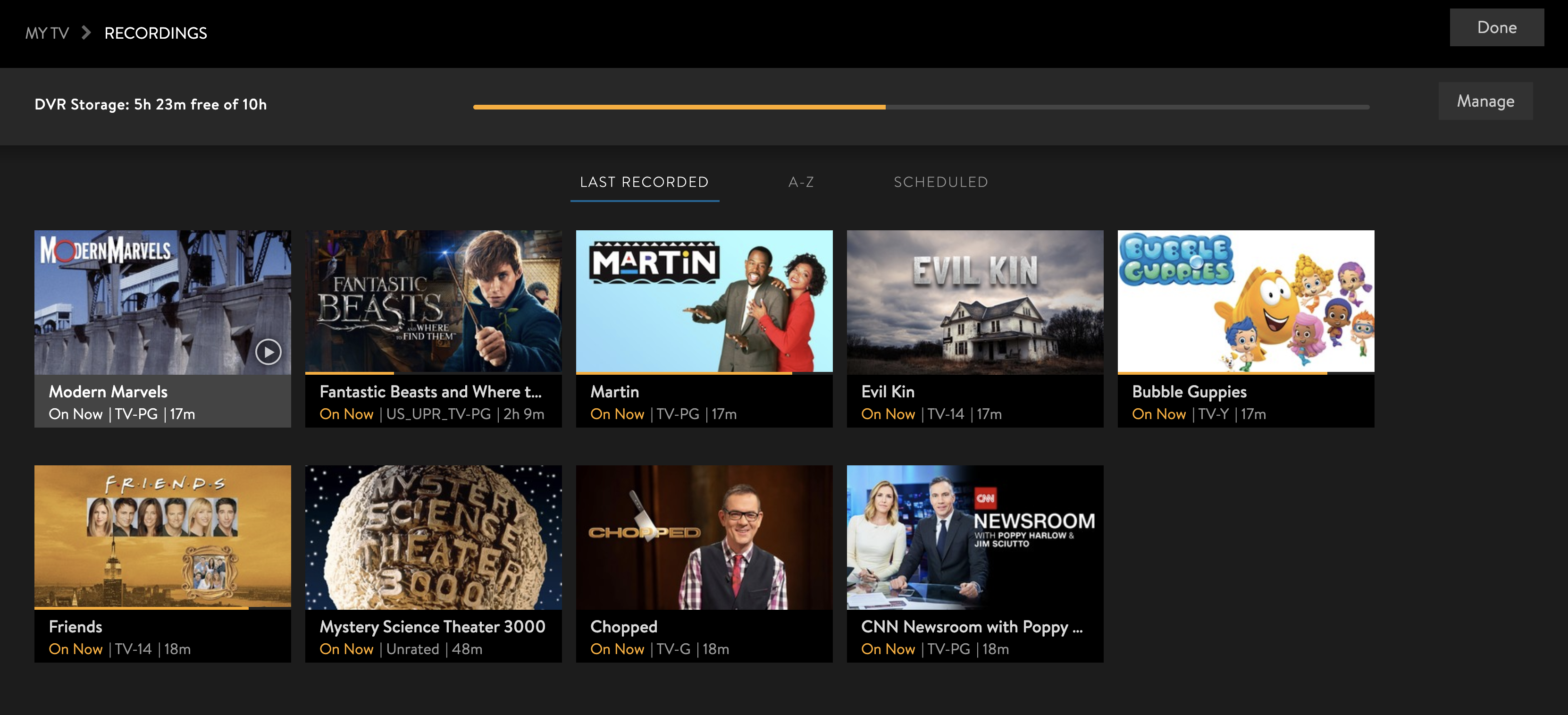 Hulu Live vs YouTube TV vs Sling vs AT&T TV Now - Sling TV's DVR feature is out of beta.