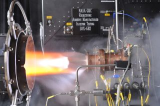 3D-Printed Rocket Part Passes Key Test