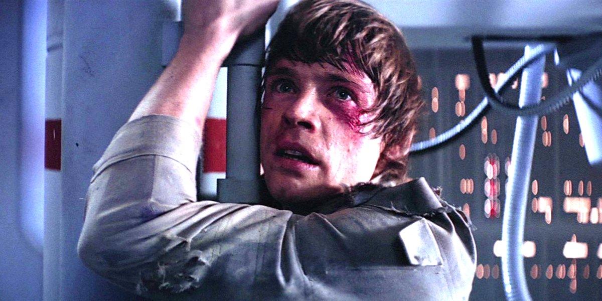 What Happened To Luke Skywalker's Hand? Mark Hamill Reveals Hilarious 'Fact'