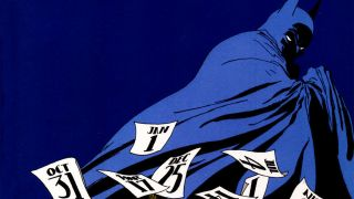 Cover of Batman: the Long Halloween