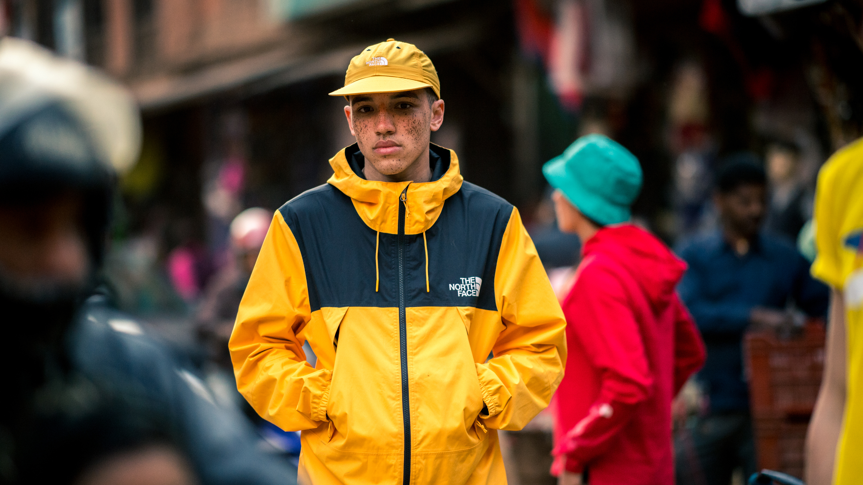b8b0f2478 The North Face's new summer collection is inspired by Himalayan ...