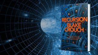 The cover of Blake Crouch's novel Recursion.