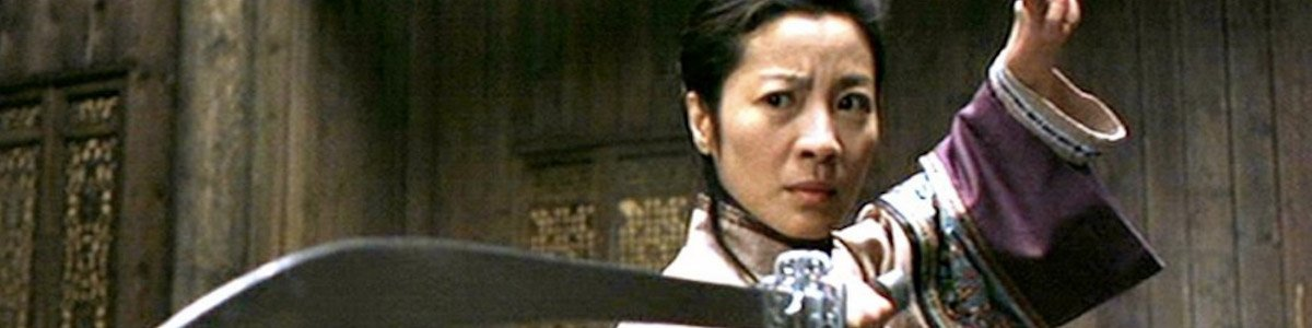 Michelle Yeoh Crouching Tiger Hidden Dragon