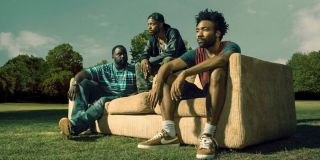 Bryan Tyree Henry, Lakeith Stanfield, and Donald Glover in Atlanta