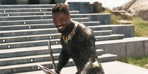 The Fun Way Michael B Jordan Learned Fight Choreography For Creed And Black Panther