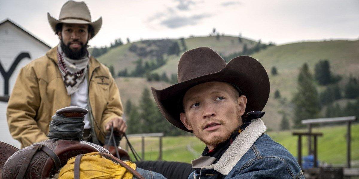 Jefferson White - Yellowstone