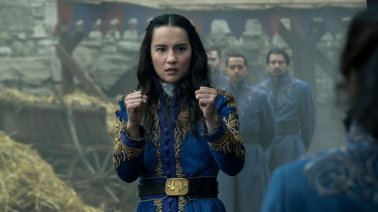 JESSIE MEI LI as ALINA STARKOV in SHADOW AND BONE.