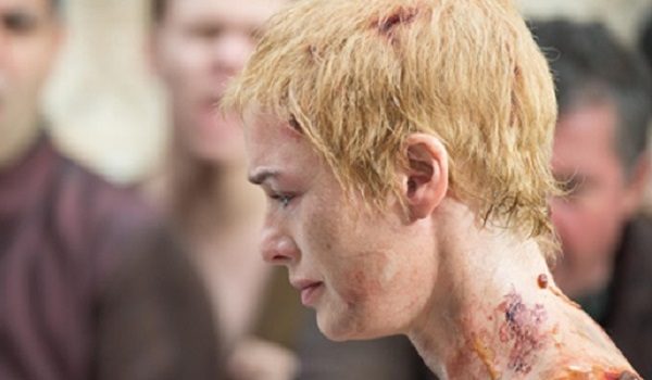 Cersei Lannister Game Of Thrones HBO