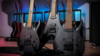 Solar has unveiled the Artist BOP Series of electric guitars