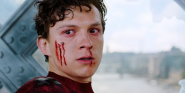 Sounds Like Tom Holland Took A Beating Filming Uncharted