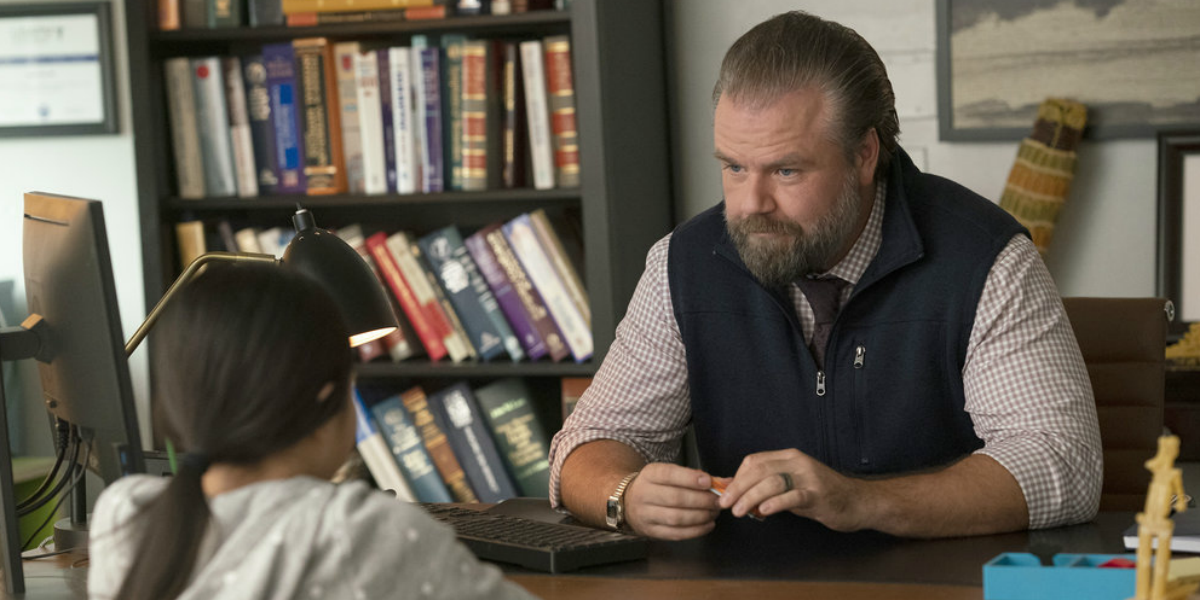 New Amsterdam Dr. Iggy Frome Tyler Labine NBC