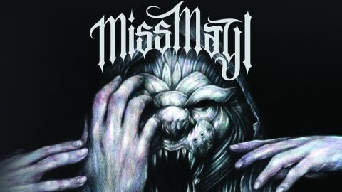 Cover art for Miss May I - Shadows Inside album