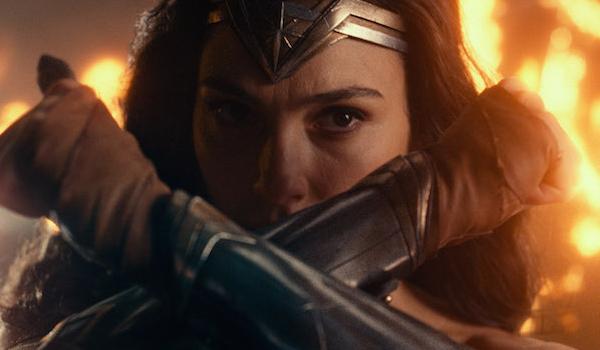 Wonder Woman Justice League Gal Gadot