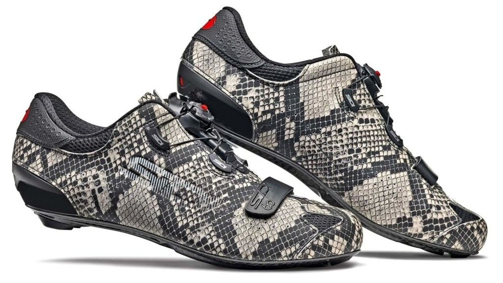 Sidi unveils limited-edition Sixty Python shoes