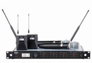 Shure ULX-D Digital Wireless Systems Now Controllable Via Yamaha CL, QL Consoles
