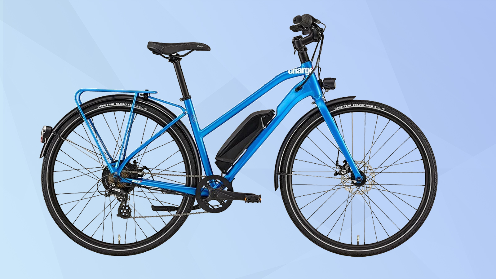 best electric bikes: Charge Bikes City