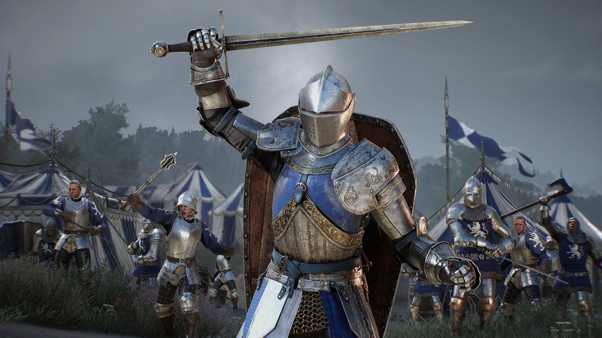 The free Chivalry 2 open beta has started