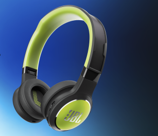 JBL is crowdfunding its first solar-powered headphones